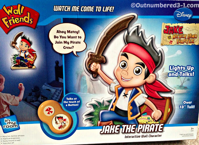 Jake and the Neverland Pirates Light