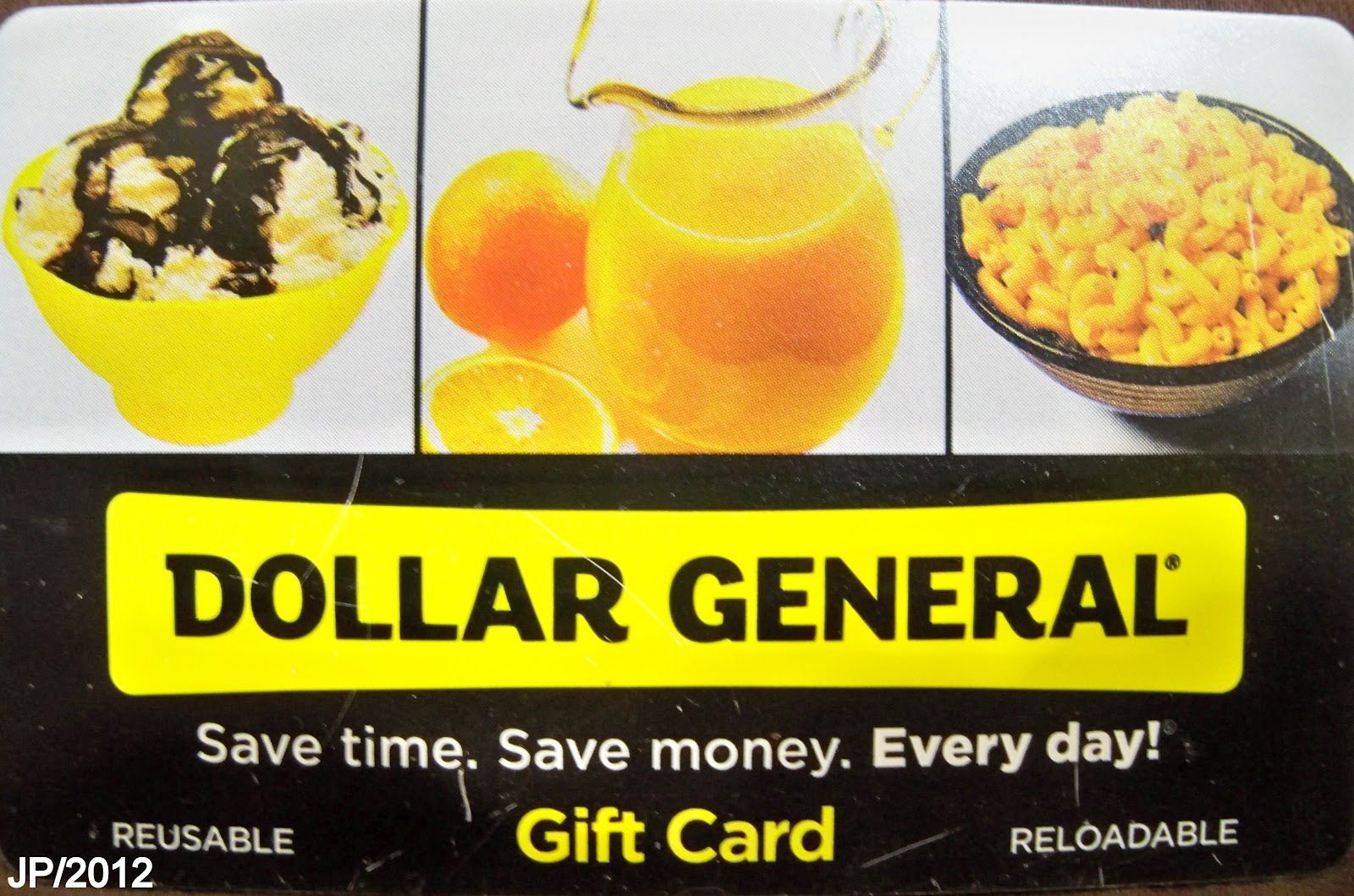 Dollar General Gift Card Balance Check