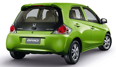 Honda Brio Satya Mobil Murah Ramah Lingkungan