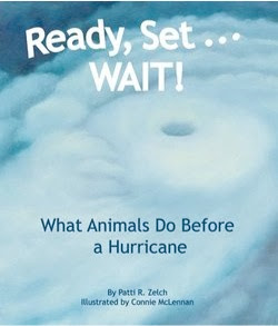 bookcover of Ready, Set...Wait! What Animals Do Before a Hurricane
