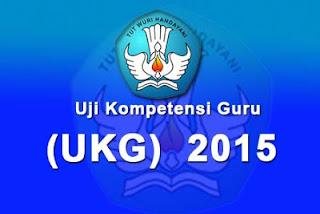 Jadwal UKG 2015 Cek Data Peserta dan Tempat ukg 2015