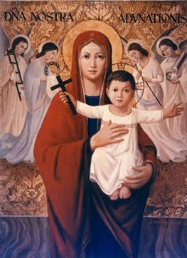This Blog is Dedicated to Our Lady of the Atonement - The American Madonna