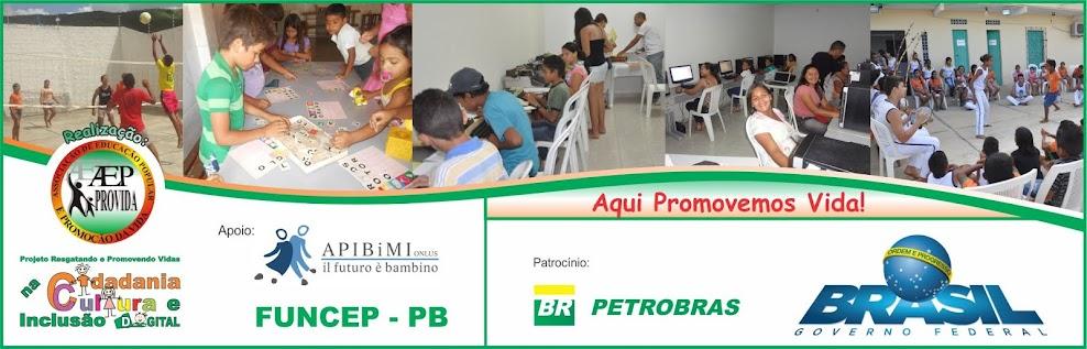 AEP-PROVIDA - Aqui Promovemos Vida