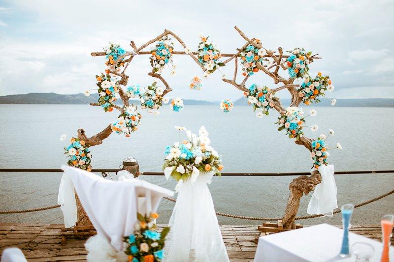 Balai isabel beach wedding