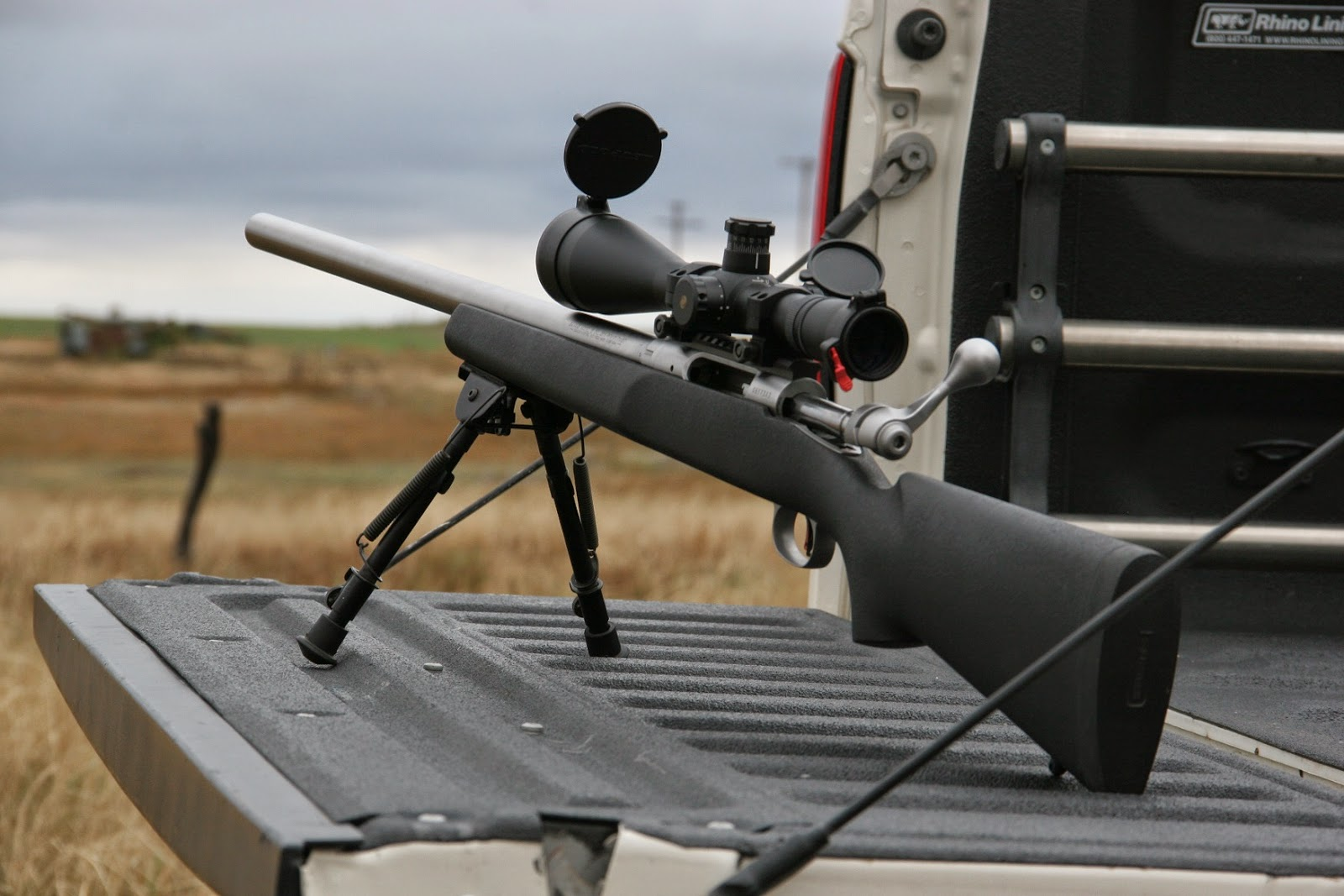 a Savage Model 12lrpv in 223