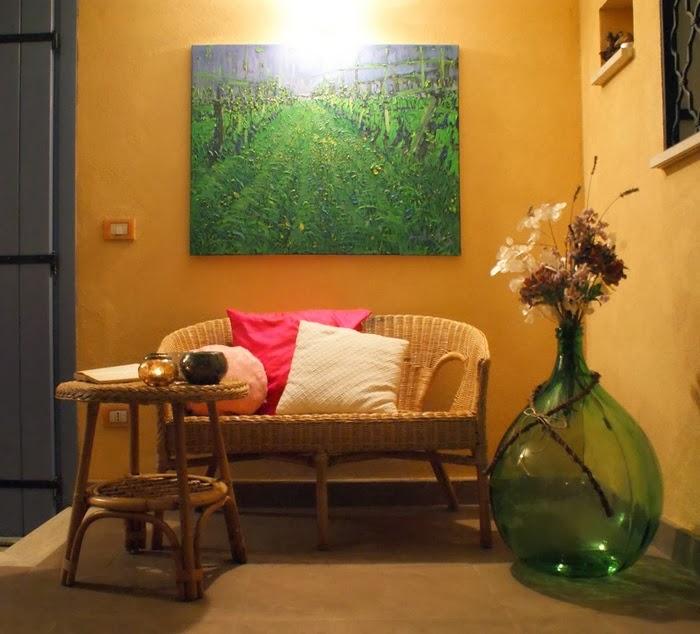 damigiana demijohn rustic home interiors diy