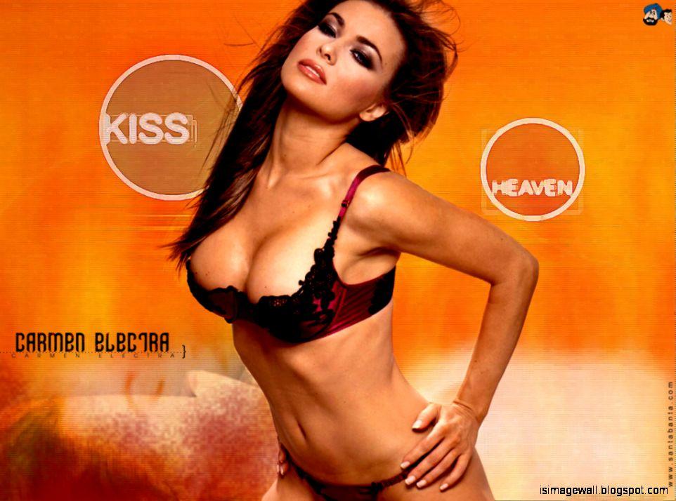 electra screensaver Carmen hot