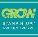 Stampin'Up! Convention 2011 - in Paris