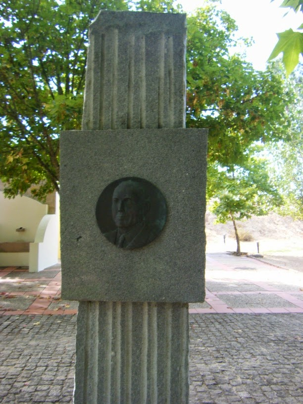 Placa Homenagem a Manuel de Jesus Duarte