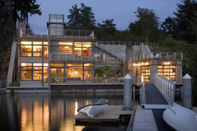 Seaside home