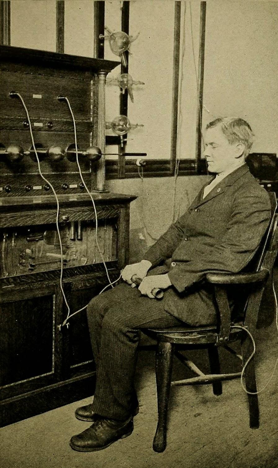 Медицина высокие технологии 1910 года
