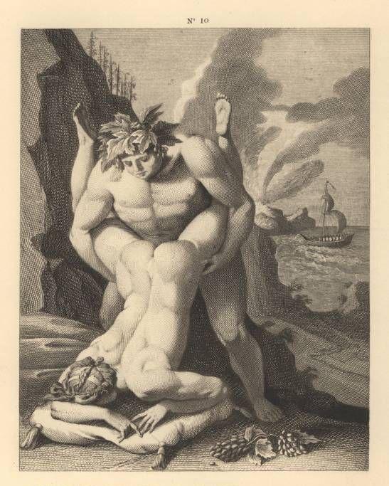 Порно 18 века картинки