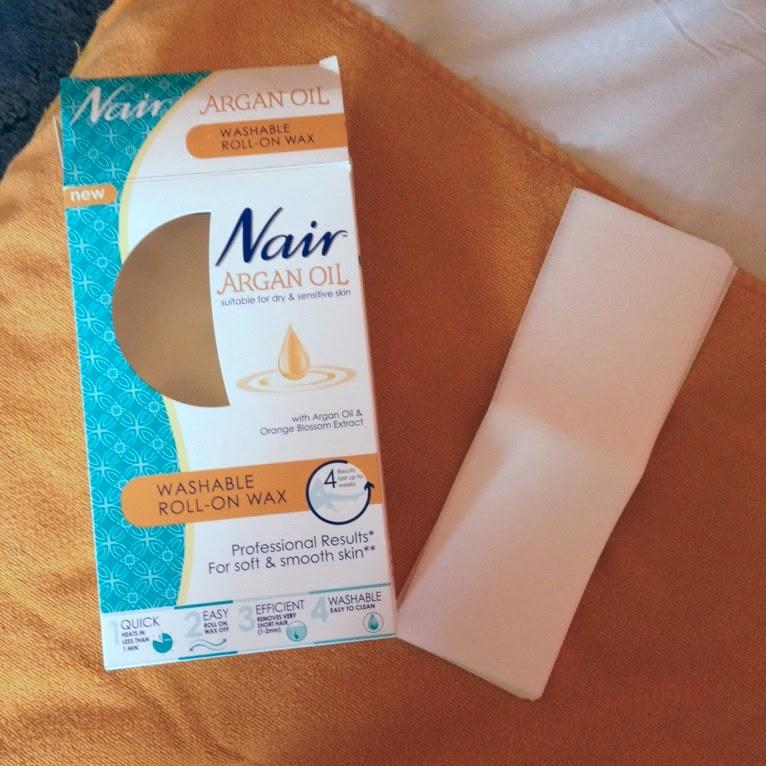nair microwave wax instructions