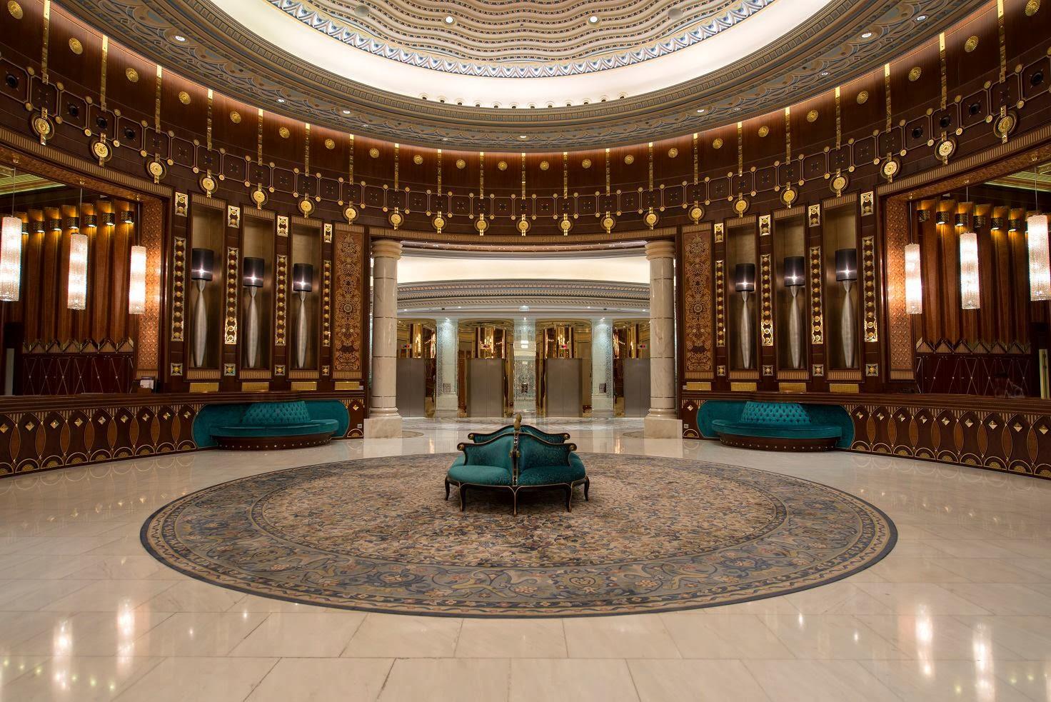 The Ritz Carlton Hotel In Riyadh Saudi Arabia Soraya