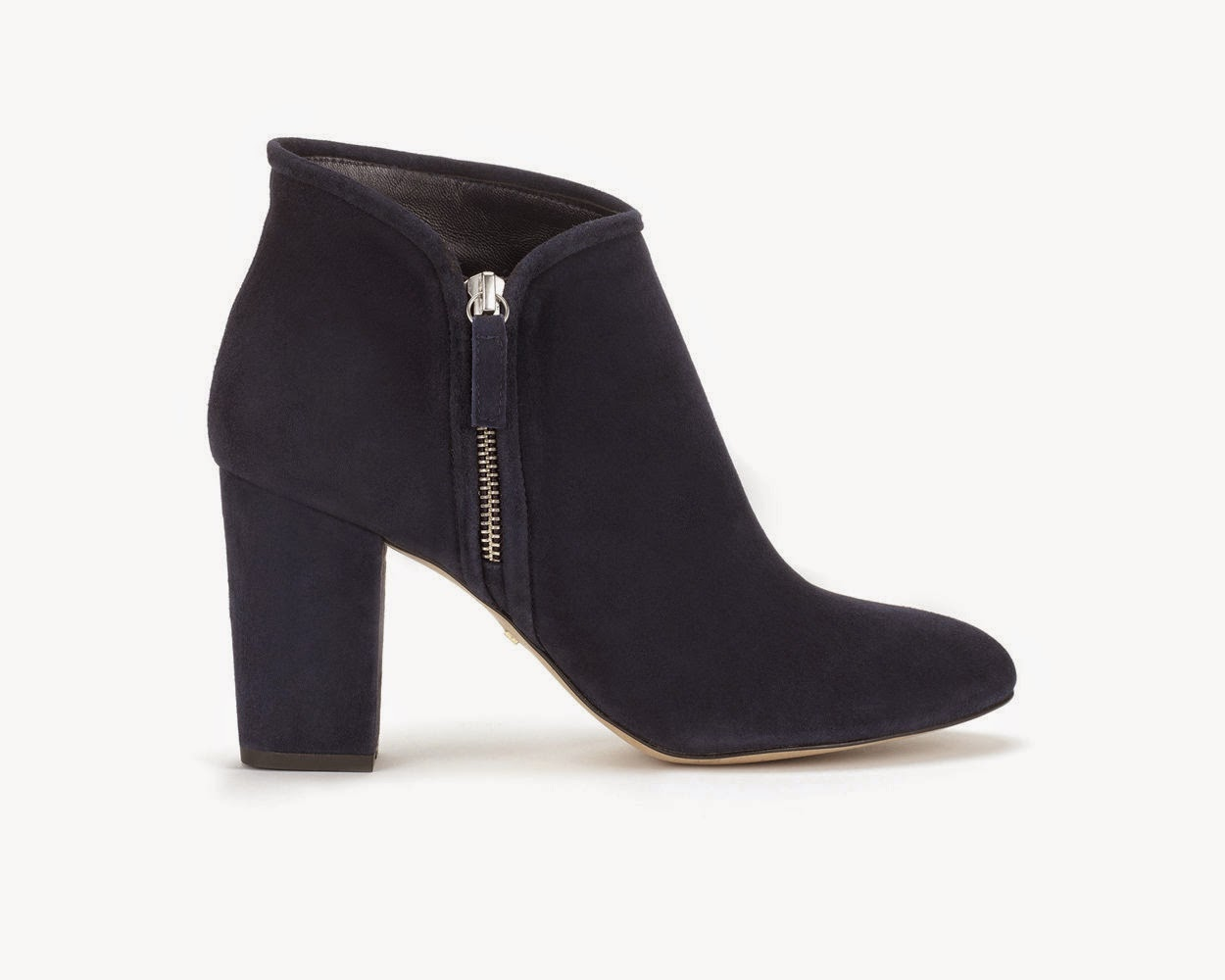 navy whistles ankle boot,