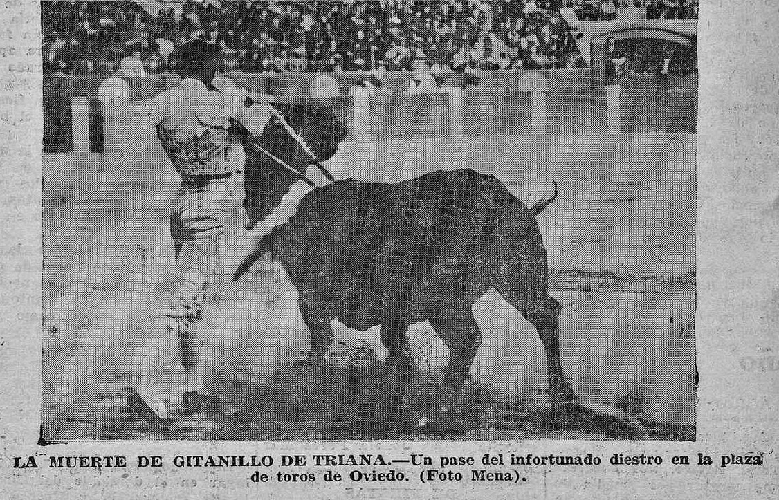 GITANILLO DE TRIANA OVIEDO