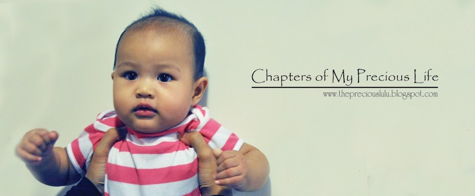 Chapters of my precious life