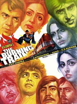 The Burning Train 1980 Hindi DVDRip 700mb ESub