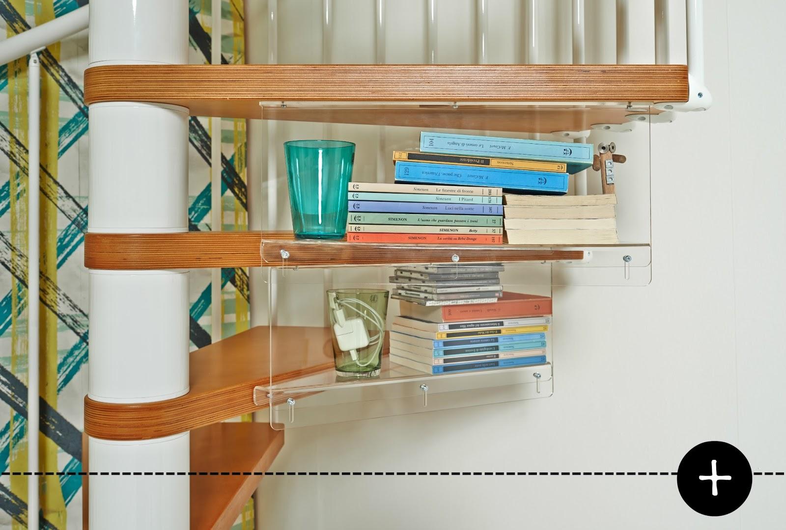 Hometrotter home style blog casa arredamento design - Cancelletti per scale a chiocciola ...