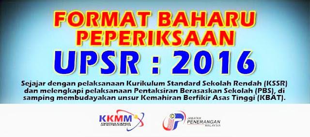 Modul Latihan Bahasa Melayu UPSR 2016