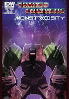 The Transformers: Monstrosity #2 Cover