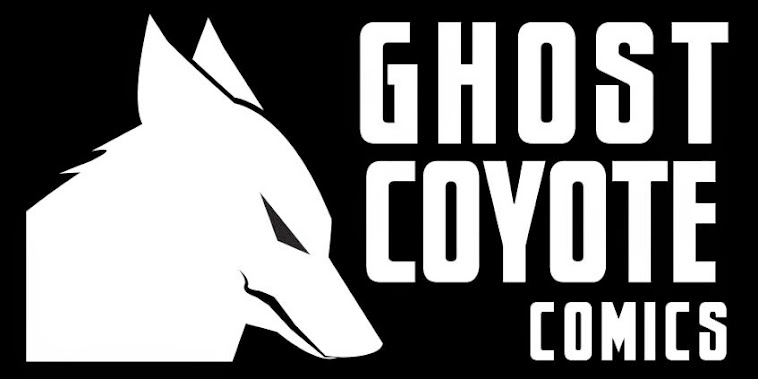 Ghost Coyote Comics