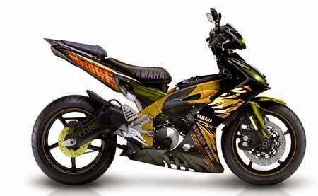 modifikasi yamaha jupiter mx new