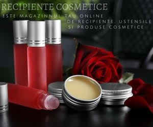 Recipiente Cosmetice