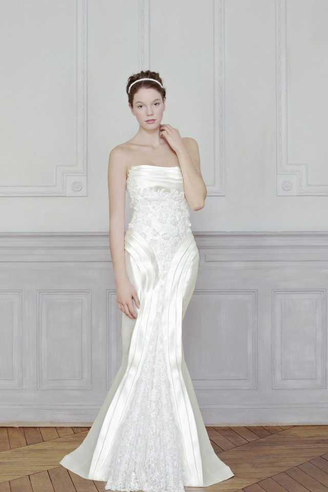 Hermosos vestidos de novias | Colección Georges Hobeika