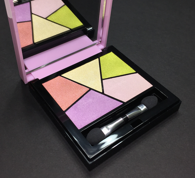 Pupa Sping 2015 Sporty Chic Collection - Graphic Eyeshadow Palette and Velvet Matt Cream Eyeshadow