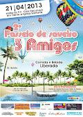 PASSEIO DE SAVEIRO 3 AMIGOS