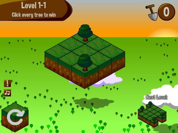 Unblocked Game : Sky Garden