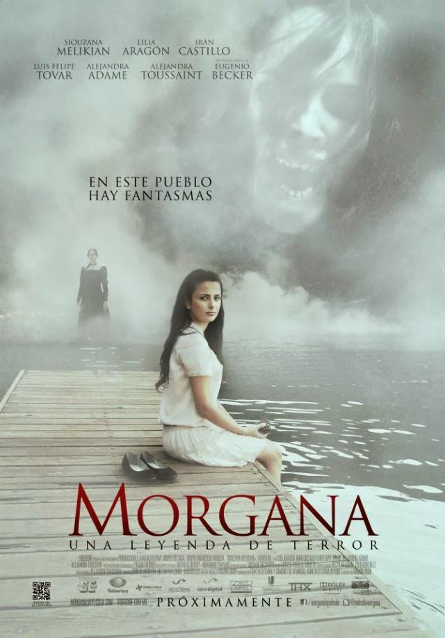 La película Morgana (Almas del más allá)