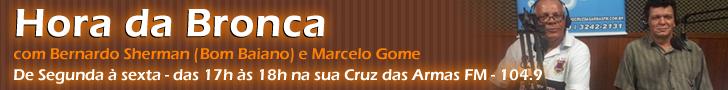 HORA DA BRONCA NA 104.9