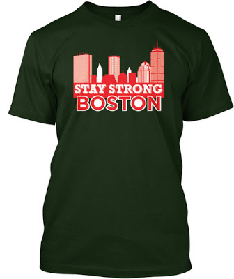 Stand Strong Boston Shirt