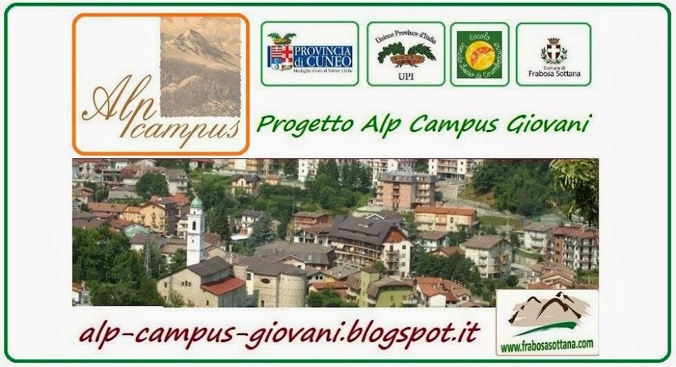 Alp Campus Giovani
