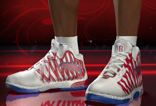 "NBA 2K13 Kevin Garnett's Anta KG2 ""USA"" Shoes Patch"