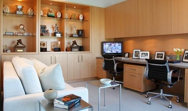 Luxury Home Office Design Ideas