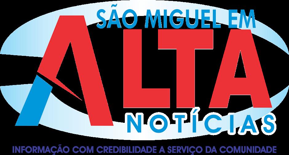 Blog São Miguel em Alta