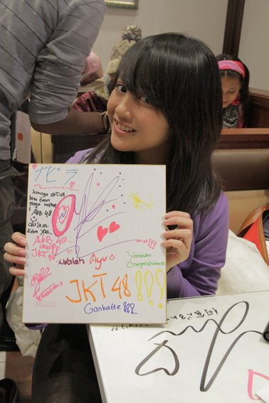 Member JKT48 Favorite Versi Fans Jepang : Nabilah Ratna Ayu Azalia