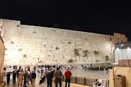 Muro das Lamentações, quanta paz!