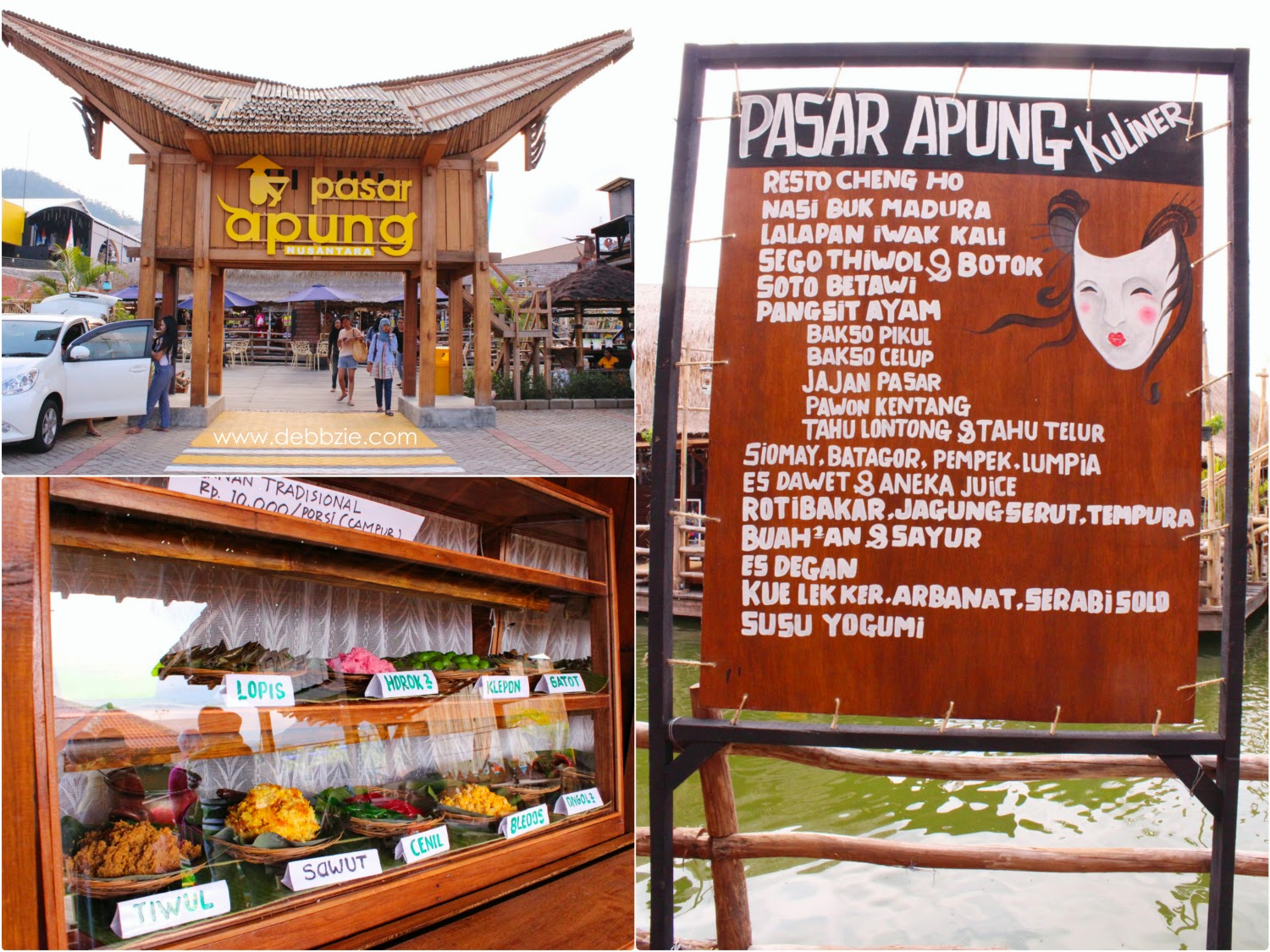 My Time Capsule Indonesia Museum Angkut A Haven For Vehicle Lovers Ini Buk Lho Pasar Apung Floating Market