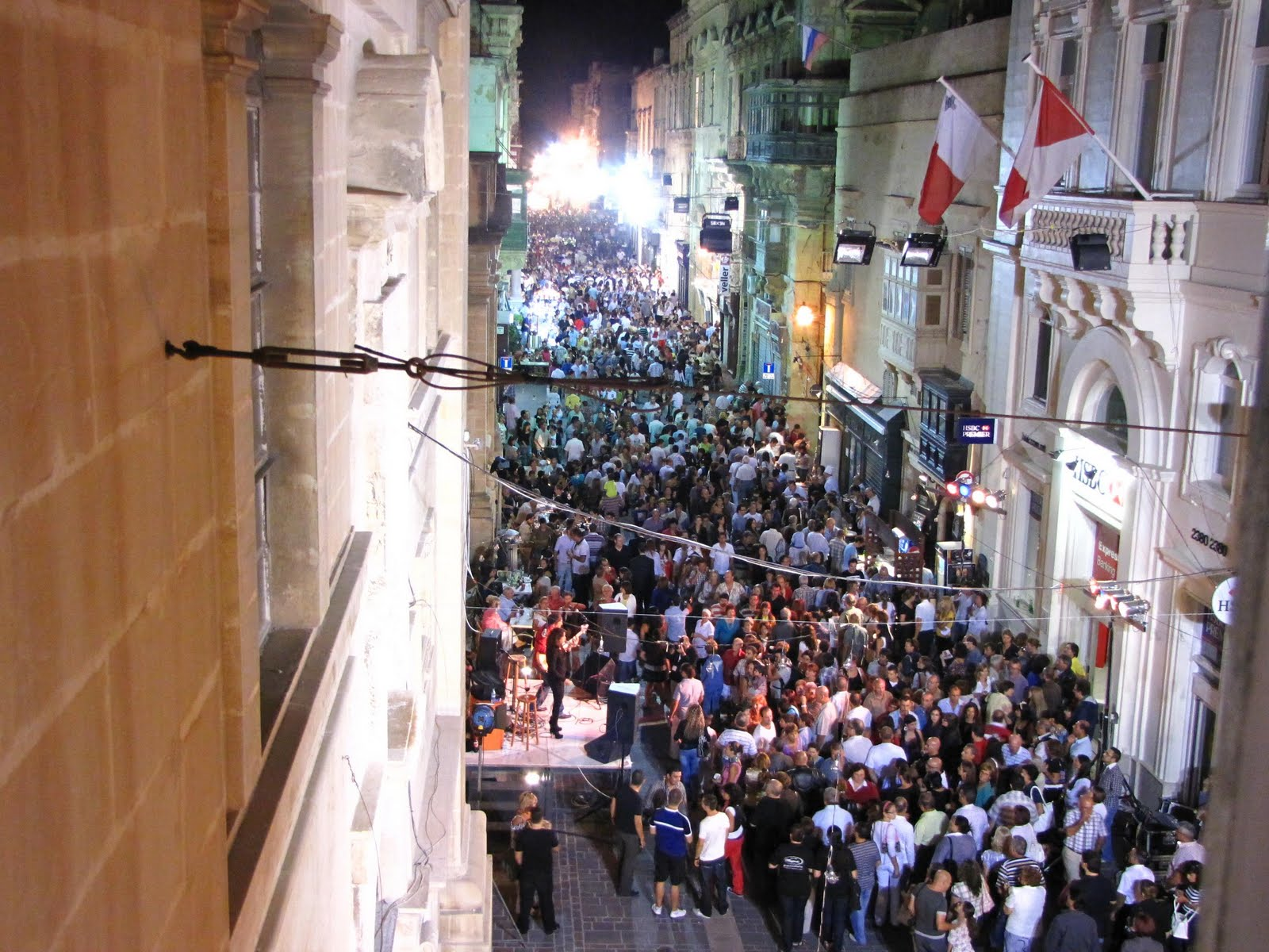 Notte Bianca at Around Valletta Malta What's On Malta, Malta ...