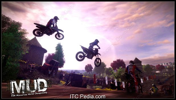mud fim motocross world championship game