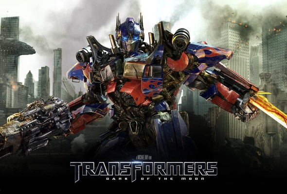 Optimus Prime, Transformers 2011, Dark of The Moon