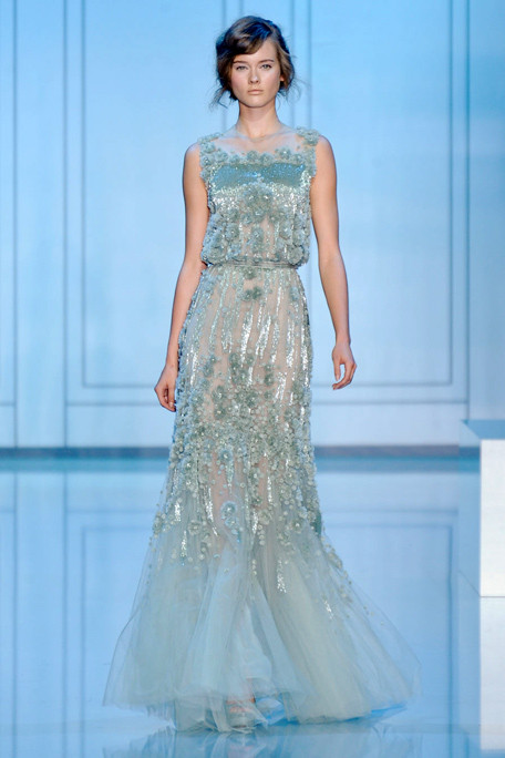 Elie Saab- Of Sky, Sand, & Sea~~