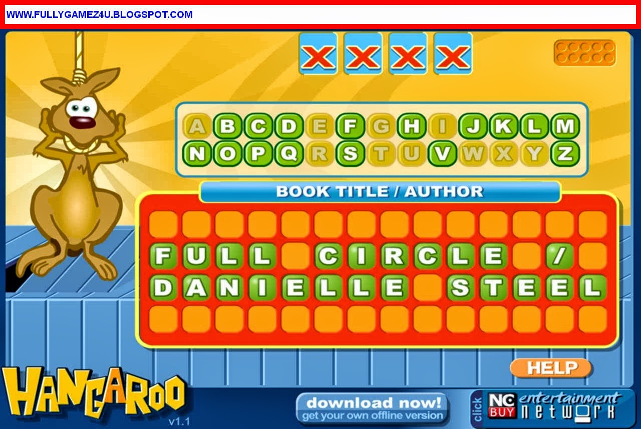 Download Hangroo Game For Pc