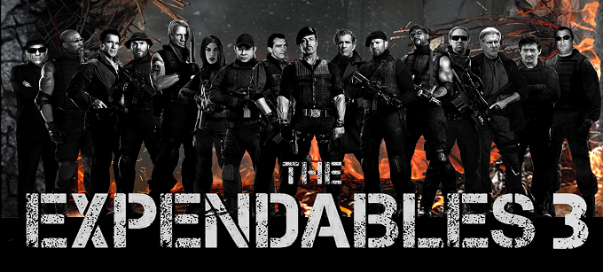 The Expendables 3 ( Eroi de sacrificiu 3 )