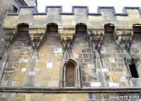 Metz - Porte des Allemands - machicoulis