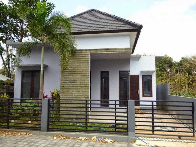 rumah minimalis sederhana type 21
